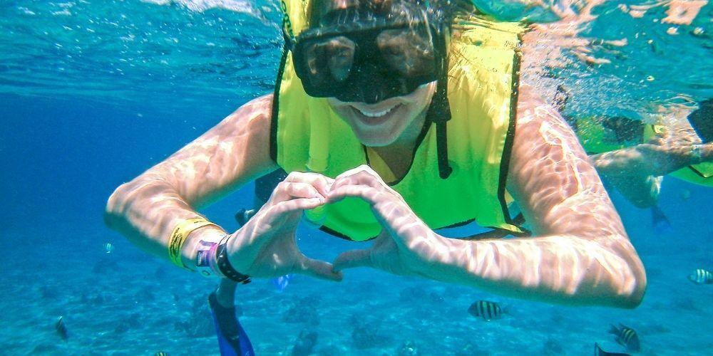 Snorkel in Isla Mujeres 2