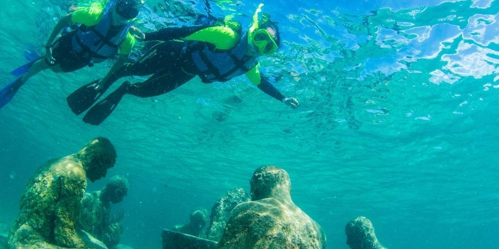 Snorkel in Isla Mujeres 7